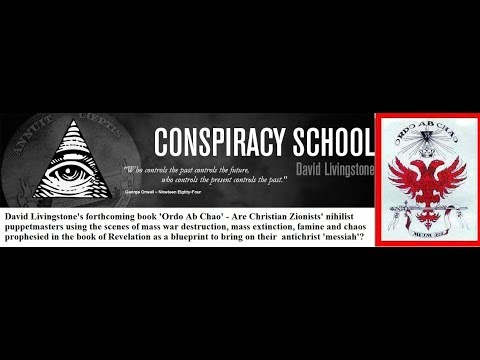 Historical Illuminati conspiracy, globalism, War on Terror: Josef Wäges, David Livingstone