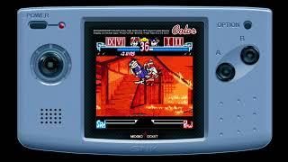 Nintendo Switch: THE LAST BLADE – Gameplay Video【YUKI vs. WASHIZUKA】