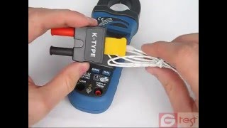 DT361 токовые клещи обзор