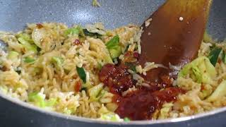 Nirlon Non stick Induction base Kadhai 2 5Liter | Schezwan Fried Rice Cooking