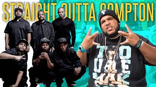 Straight Outta Compton In Theaters Today + DoBoy Sits Down w/Ice Cube -  The Drop Presented by ADD