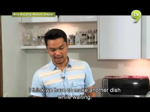 Bila Bujang Masuk Dapur 2017 Episod 1