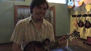 Carter Vintage Guitars - Jamie Wiens F-5 w/ Virzi