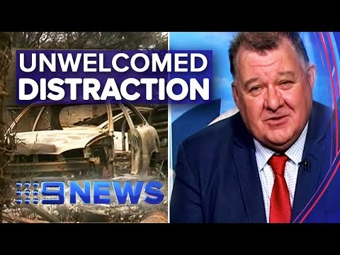 Aussie MP Slammed On British TV | Nine News Australia