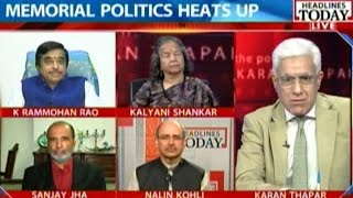 To The Point: What Is Motive Behind Narasimha Rao Memorial?