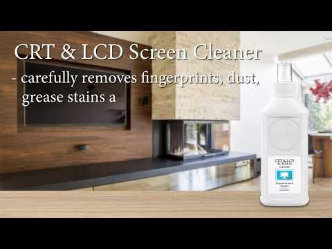 CRT & LCD screen cleaner Smart & Clean
