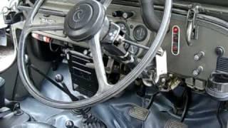 Mitsubishi Jeep J54 Diesel Walk Around