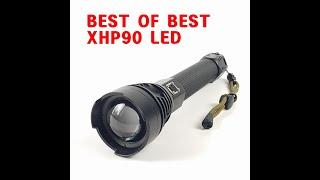 LED 후레쉬 밝기조절 손전등 휴대용 고성능 써치라이트…