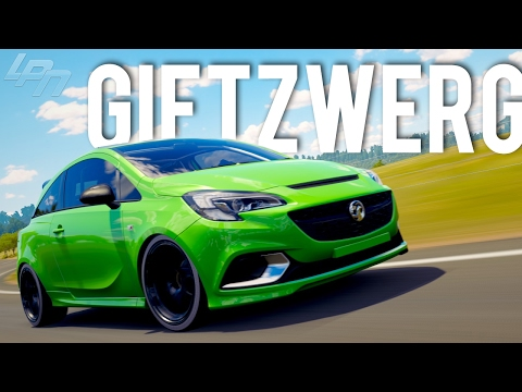 GRÜNER GIFTZWERG - FORZA HORIZON 3 Part 84 | Lets Play
