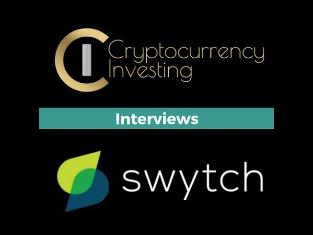 Interview with Evan Caron Co-Founder of Swytch