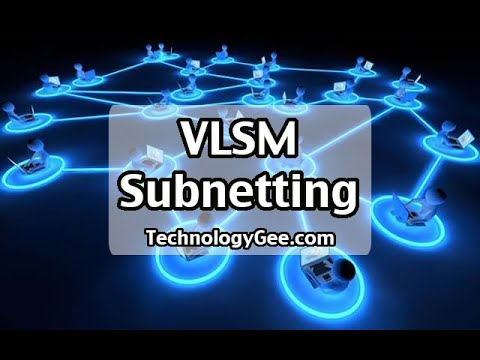 VLSM Subnetting Chart | CompTIA Network+ N10-007 | 1.4d