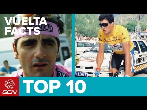 Top 10 Vuelta A España Facts – Things You Didn't Know About The Vuelta