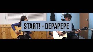 Start! - Depapepe (Cover by Franco Ivan ft. Shin Ounbi)
