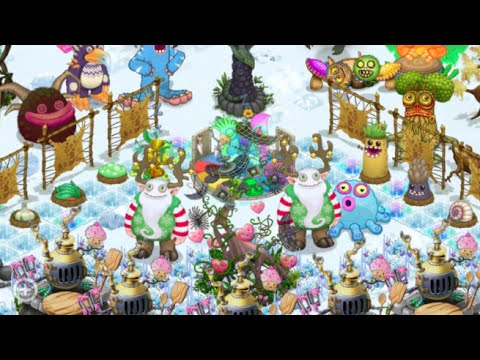 My Singing Monsters Best Cold Island
