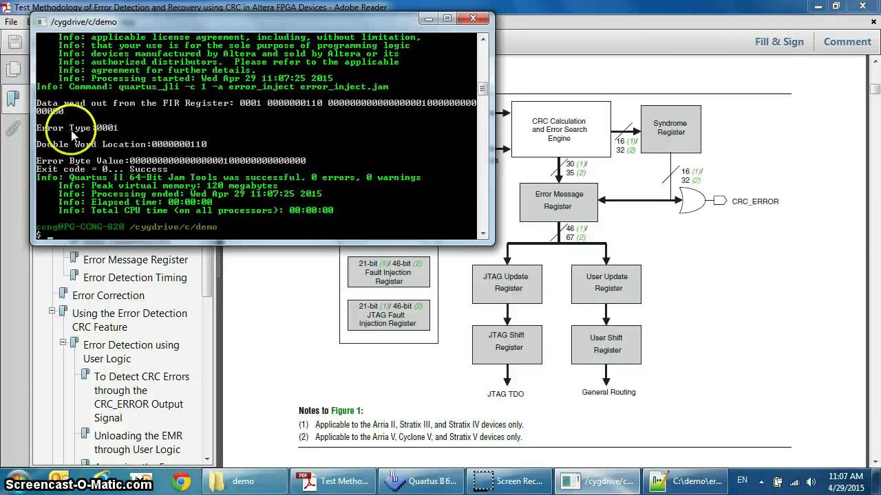 How to Customize JAM File for Multiple JTAG Devices in a Single JTAG Chain  Part2