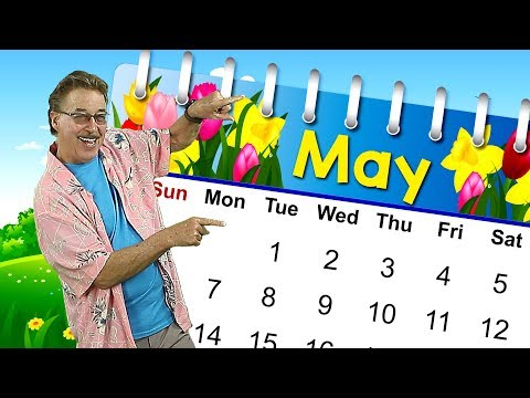 What month is it song