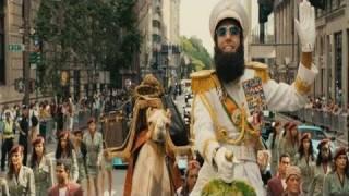 The Dictator Trailer (2012)