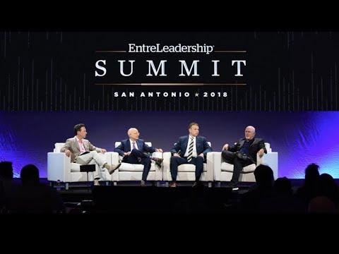 EntreLeadership Summit 2018 - Panel Discussion