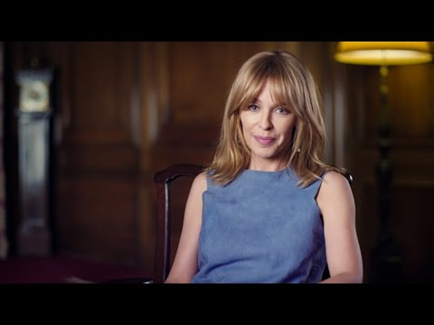 """""""My muse is not a horse"""" Kylie Minogue reads Nick Cave letter to MTV"""