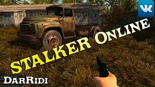 STALKER Online Time Anomaly S.O.T.A игра в контакте первый взгляд