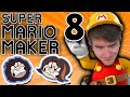 Super Mario Maker: Tricky Business - PART 8 - Game Grumps
