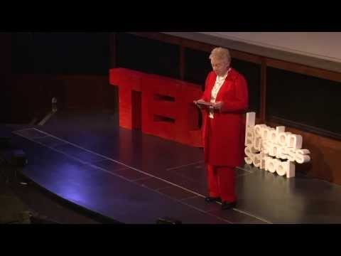 Silver linings: Dame Stephanie Shirley at TEDxLondonBusinessSchool 2014