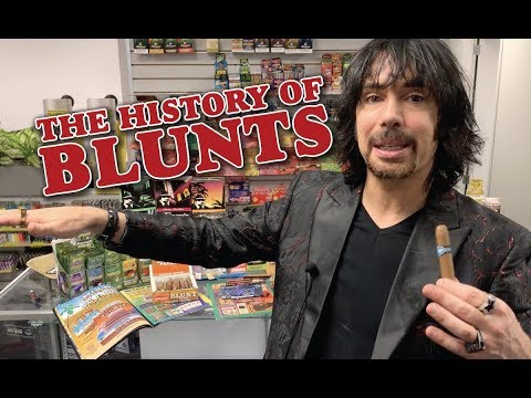 Josh Breaks Down the History of Blunts and Blunt Wraps!!