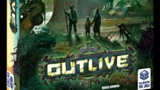 OUTLIVE: COLLECTORS EDITION BOARD GAME - What