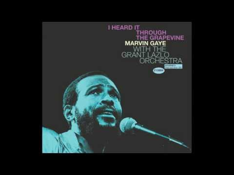 Marvin Gaye and the Grant Lazlo orchestra - I heard it through the grapevine