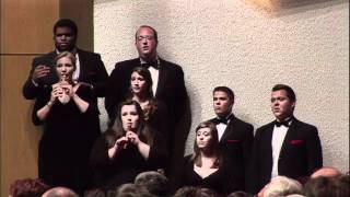Eriks Ešenvalds: Long Road - University of Louisville Cardinal Singers, Kentucky, USA