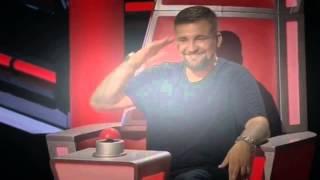 ♫По Дону гуляет♫ ✔Лариса Яковенко   шоу Голос 4 Слепое прослушивание 04.09.2015