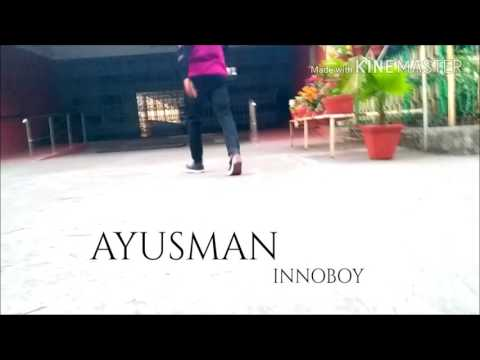 || Tum Jo Mile  Lyric Dance By || AYUSMAN INNOBOY