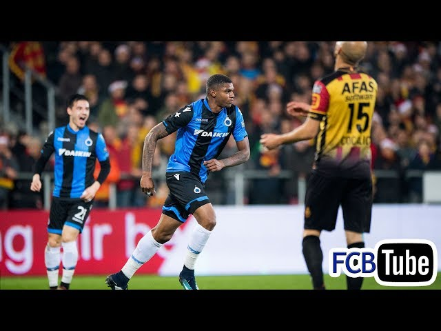 2017-2018 - Jupiler Pro League - 20. KV Mechelen - Club Brugge 0-3
