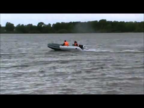 Лодка моторная надувная Аквилон (AQUILON) CB-510