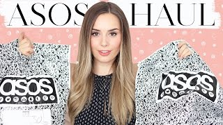 ASOS HAUL UNBOXING + TRY ON! | Hello October