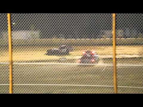 Michael Page Heat Race 4-19-14 at Nevada Speedway