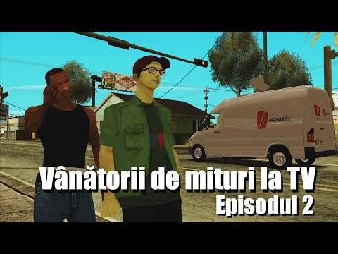 Vanatorii de mituri la TV - Episodul 2 (San andreas story) from YouTube · Duration:  17 minutes 8 seconds