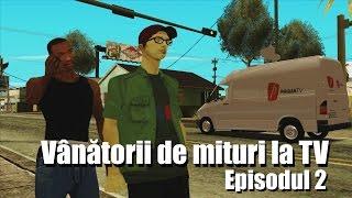 Vanatorii de mituri la TV - Episodul 2 (San andreas story)