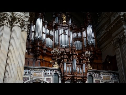 Inside Berlin Cathedral
