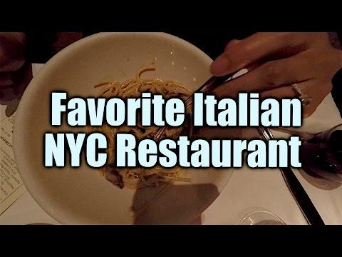The Best Italian 🍝  New York Restaurant
