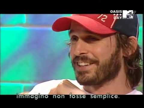 OASIS - 30 minute-interview at Alcatraz - MTV Milan 12 May 2005