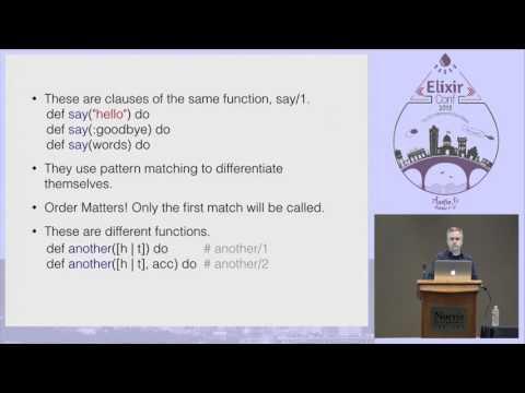 ElixirConf 2015 - Confident Elixir by Lance Halvorsen