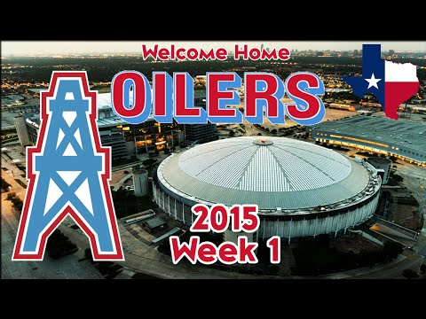 Madden 15 Franchise - Houston Oilers | Season 2, Game 1 | Welcome Home