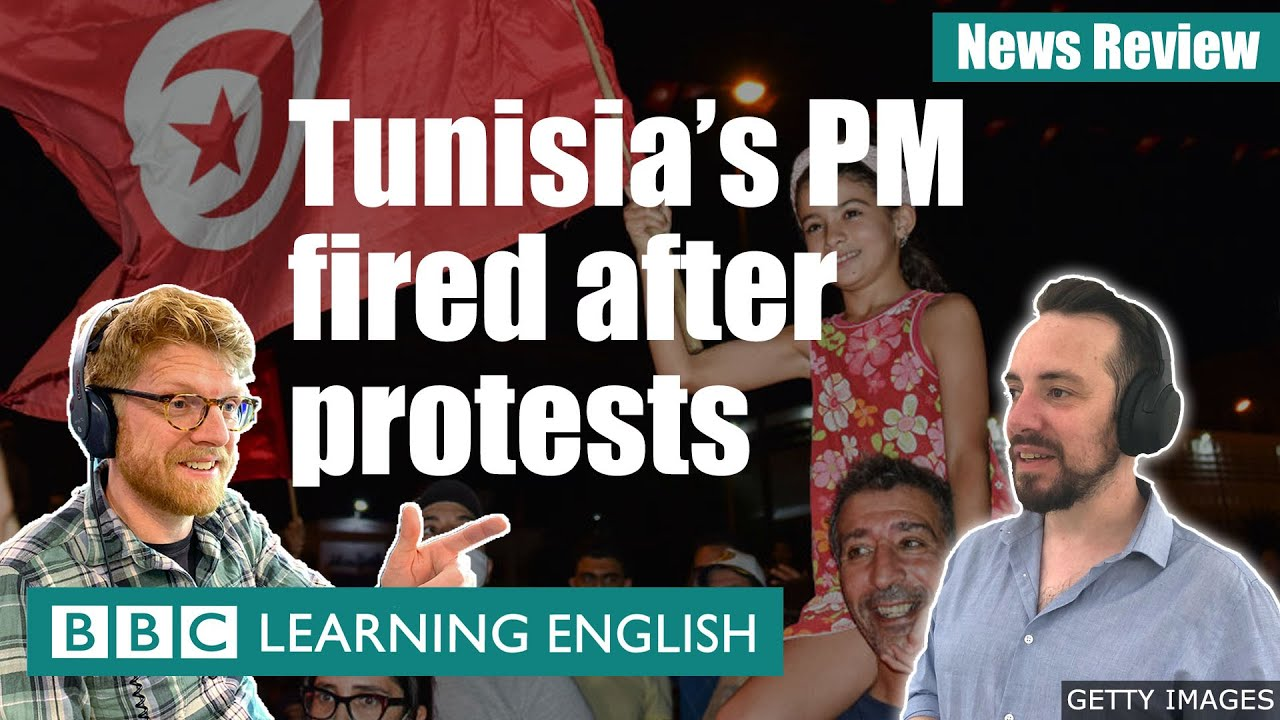 Tunisia's prime minister fired after protests - News Review