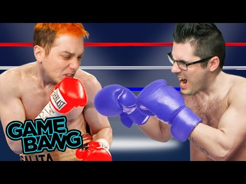 BOUNCE HOUSE BOXING! (Game Bang)