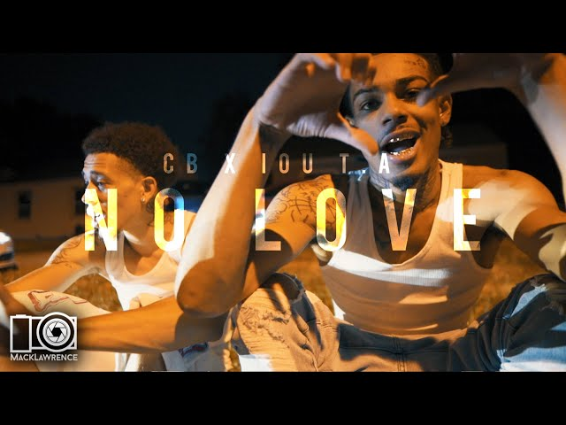 CB X iOU T.A. - No Love