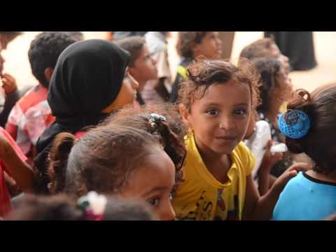 Campaigning for #EveryLastChild in Yemen