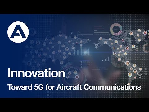 Toward 5G for Aircraft Communications