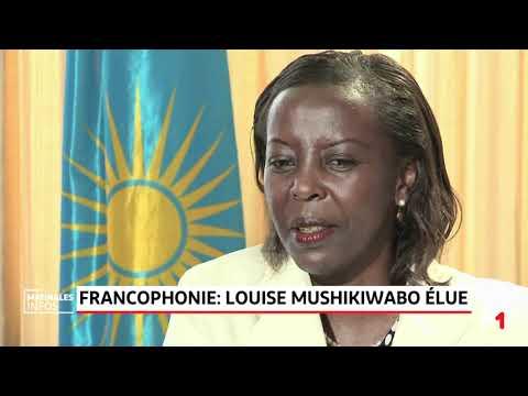La Rwandaise Louise Mushikiwabo prend les commandes de l'OIF
