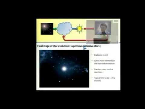 Nuclear Astrophysics: from Stars to Nuclei - Pierre Descouvemont (Université Libre de Bruxelles)